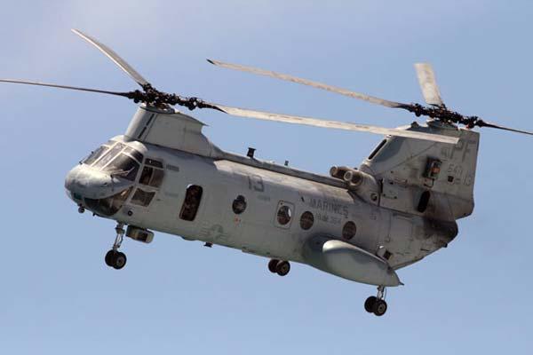 Военно-транспортный вертолёт
