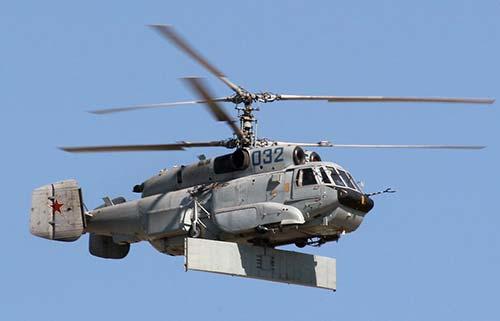 Палубный вертолет дрло ка 31 россия