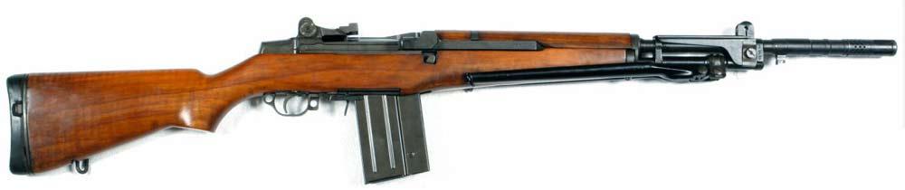 Автоматическая винтовка Beretta BM59
