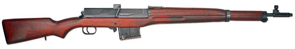 Самозарядная винтовка «Hakim»