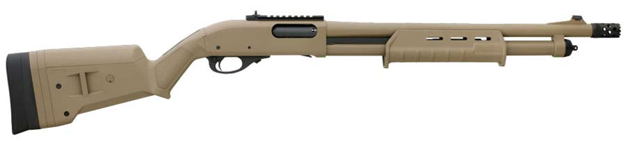 Помповое ружьё Remington 870 Express Tactical Magpul FDE